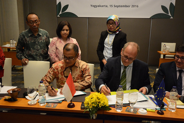 5th JIC Indonesia - FLEGT licensing starts