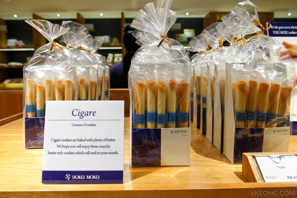 ISETAN The Japan Store - Cigare biscuits
