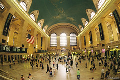 Grand Central Terminal. New York. USA