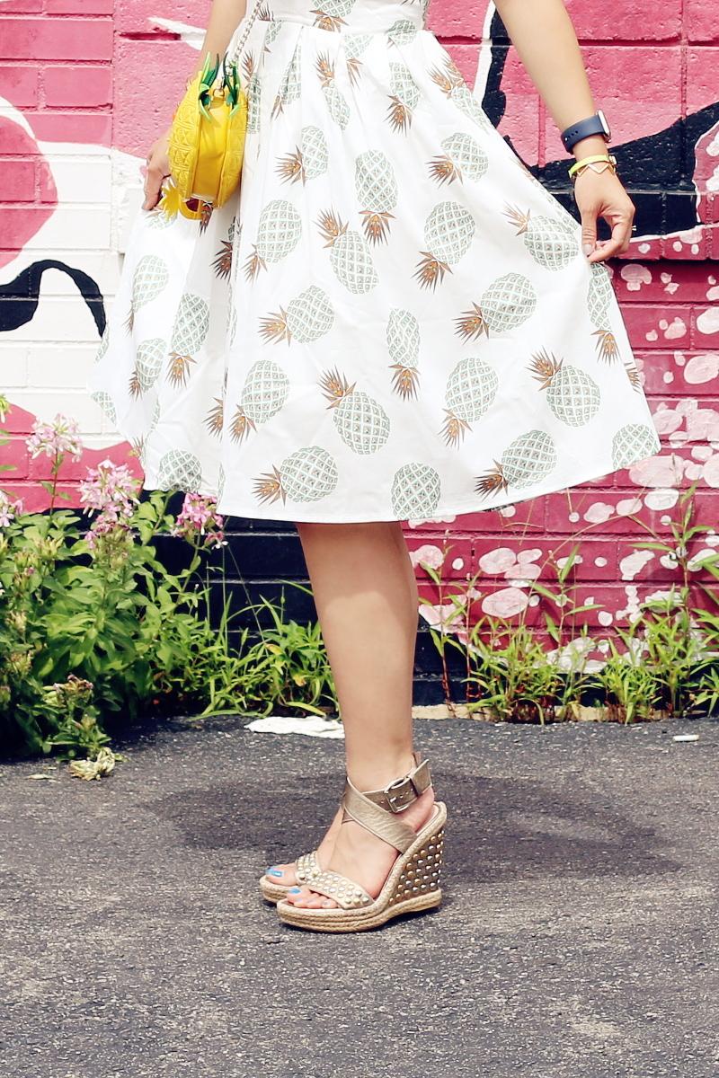 pineapple-print-dress-1