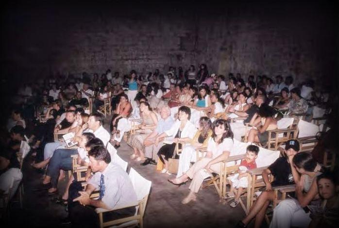ΜΟΥΣΙΚΗ ΠΑΡΑΣΤΑΣΗ 2003