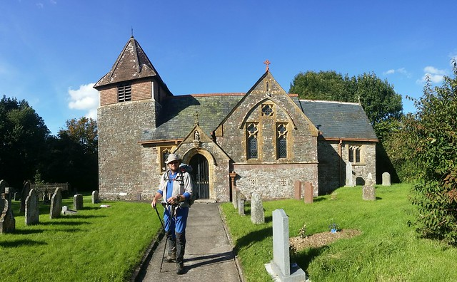 Day 3: Church at Washford Pyne