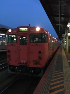 18きっぷの旅 - 餘部橋梁と京都鉄道博物館に寄り道して帰京