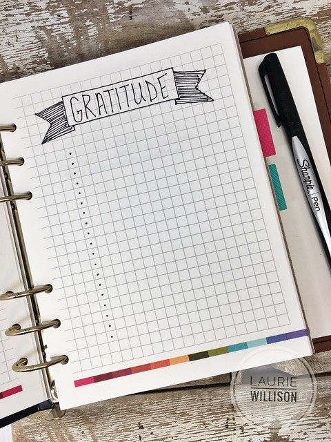 Moments Inked....beginner bullet journaling