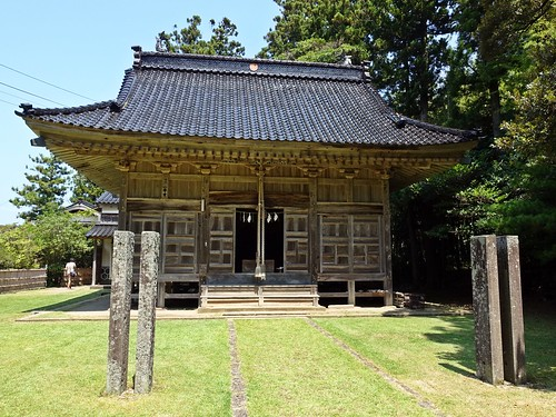 Daizen Shrine Noh Stage