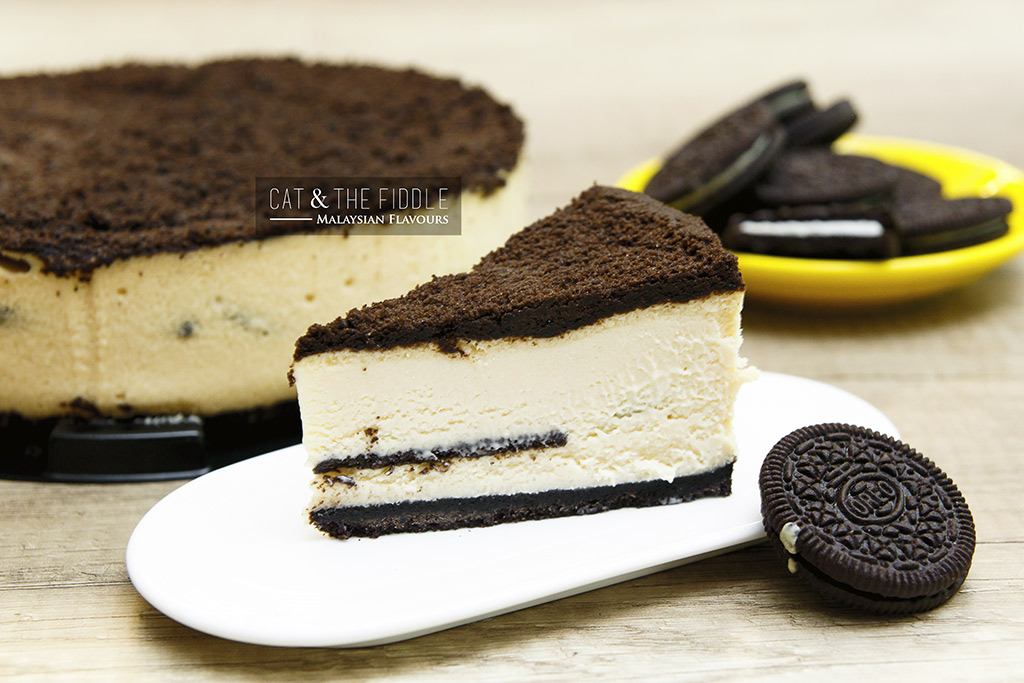 Cat & The Fiddle oreo cheesecake