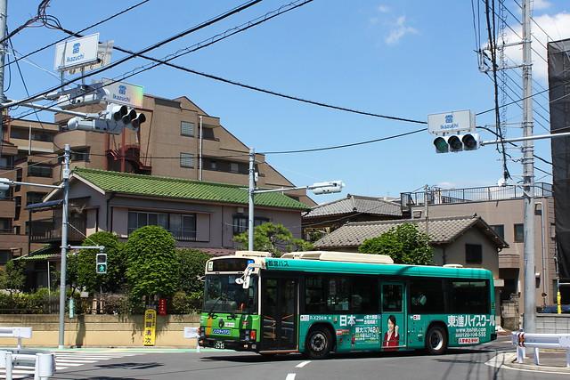 2016/07/30 東京都交通局 X294