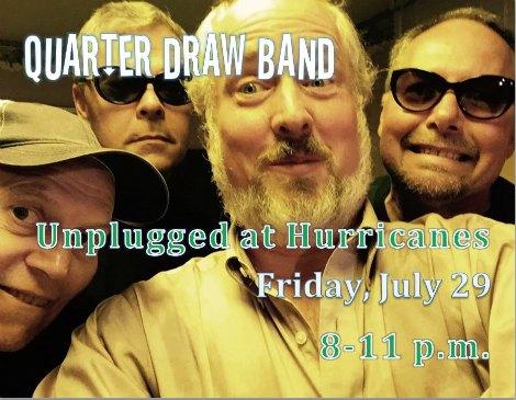QDB at Hurricanes 7-29-16