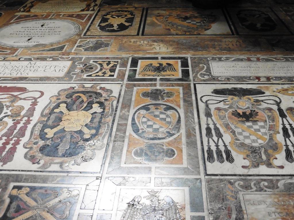 Basilica Floor Tiles