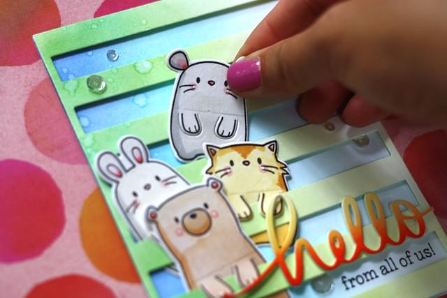Mama Elephant-Page Huggers