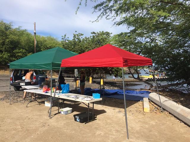 Puako Boat Ramp Cleanup 6/28/16