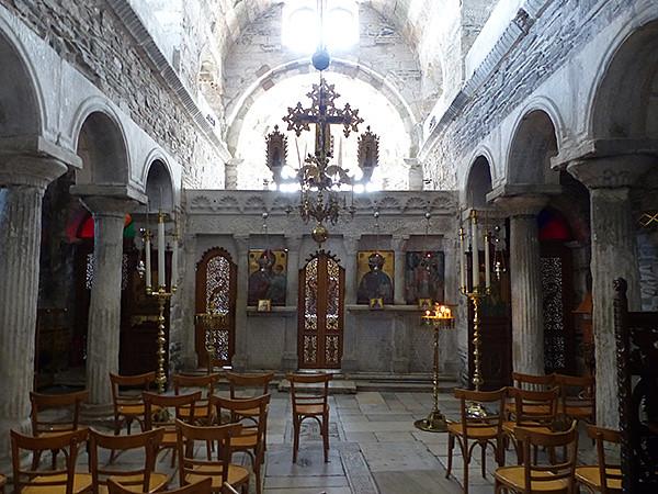 chapelle saint nicolas paros