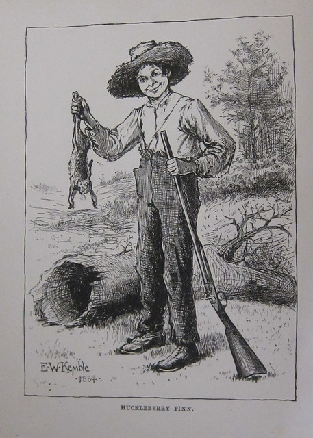 an analysis of the importance of the civil war in the books the adventures of huckleberry finn and b Use cliffsnotes' the adventures of huckleberry finn study guide  book summary, chapter summary and analysis and  huck soon sets off on an adventure to help.