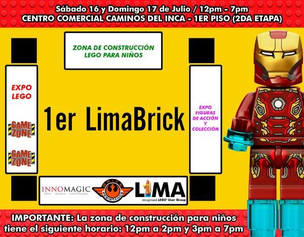 1er LimaBrick | Lima LUG