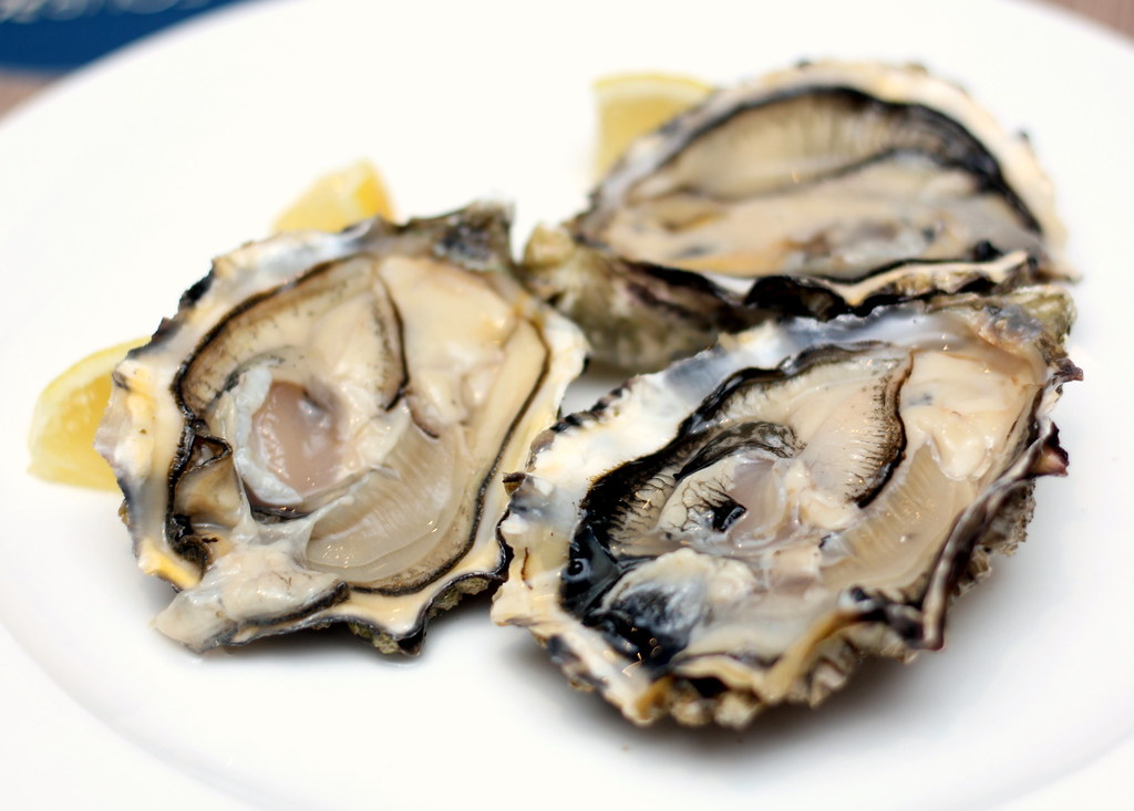 Four Points: Shucked Oysters