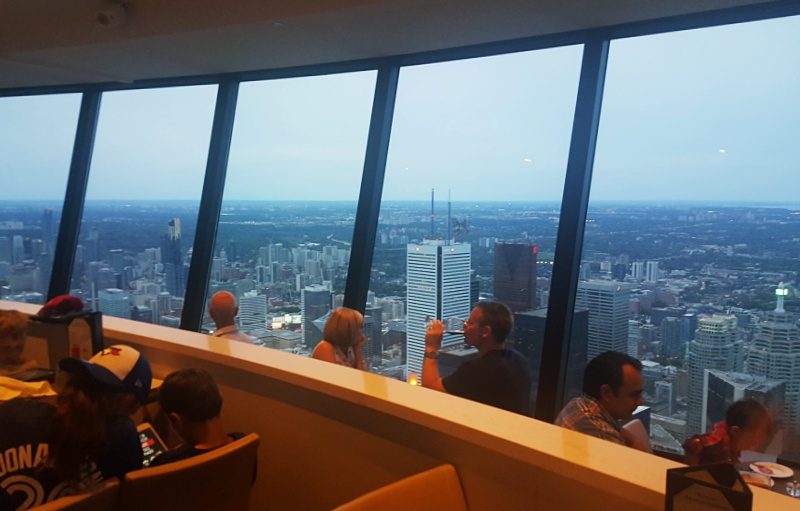 CN Tower 360 Restaurant