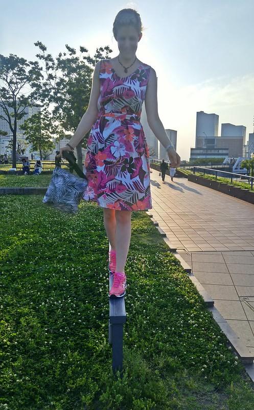 Goldengelchen Yokohama Burda-Kleid08