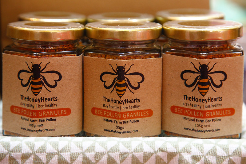 The Honey Hearts Maple Food Market