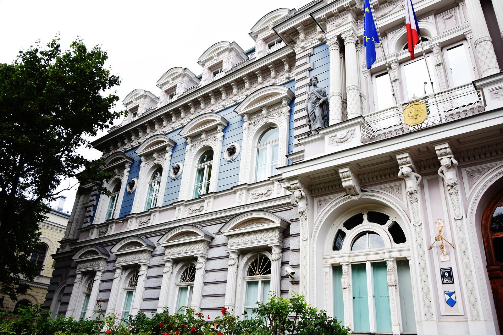 French ambassady