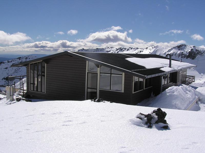 Te Horonuku Ski Lodge