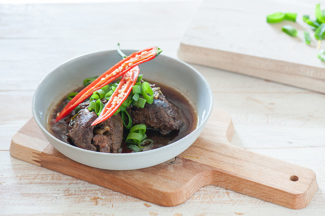 Chinese Beef Cheeks
