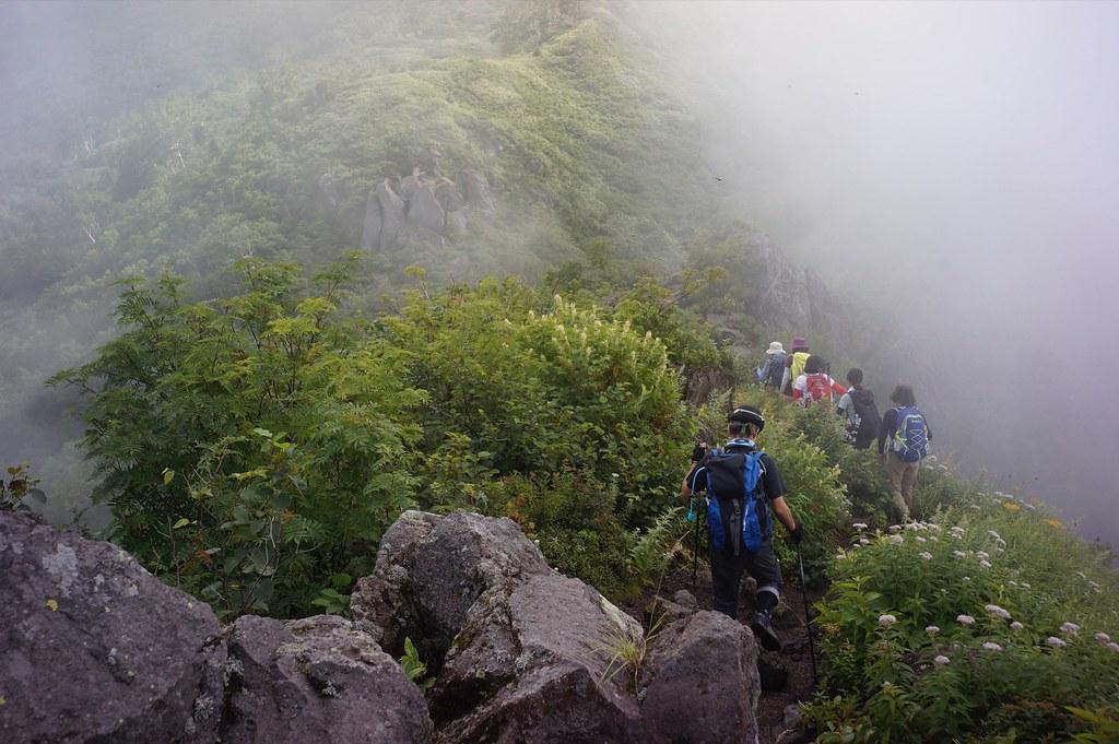 Atack to the Mt, HAKUSAN