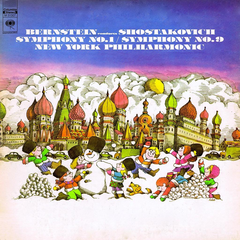 Dmitri Shostakovich - Symphonies 1 & 9