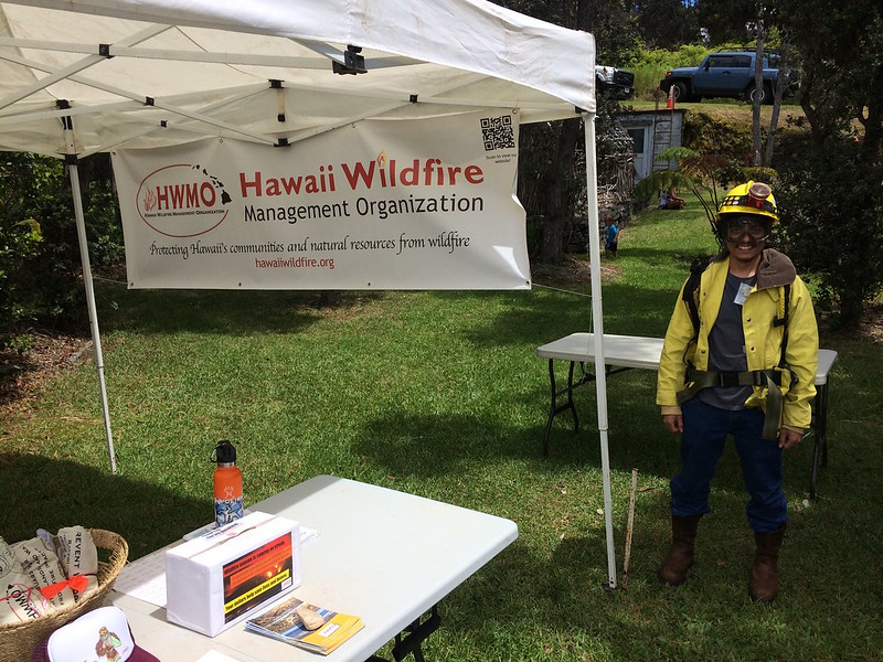 BioBlitz Cultural Festival at Hawaii Volcanoes 8/27/16