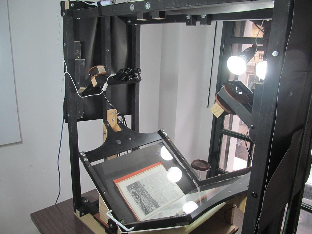 DIYBookScanner FA