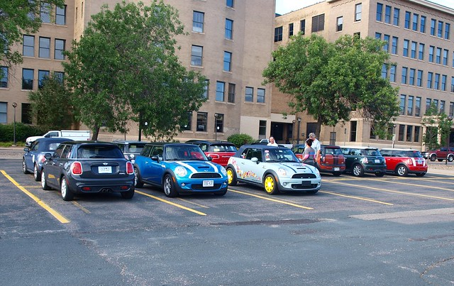 MINI Takes The States 2016 in the Twin Cities