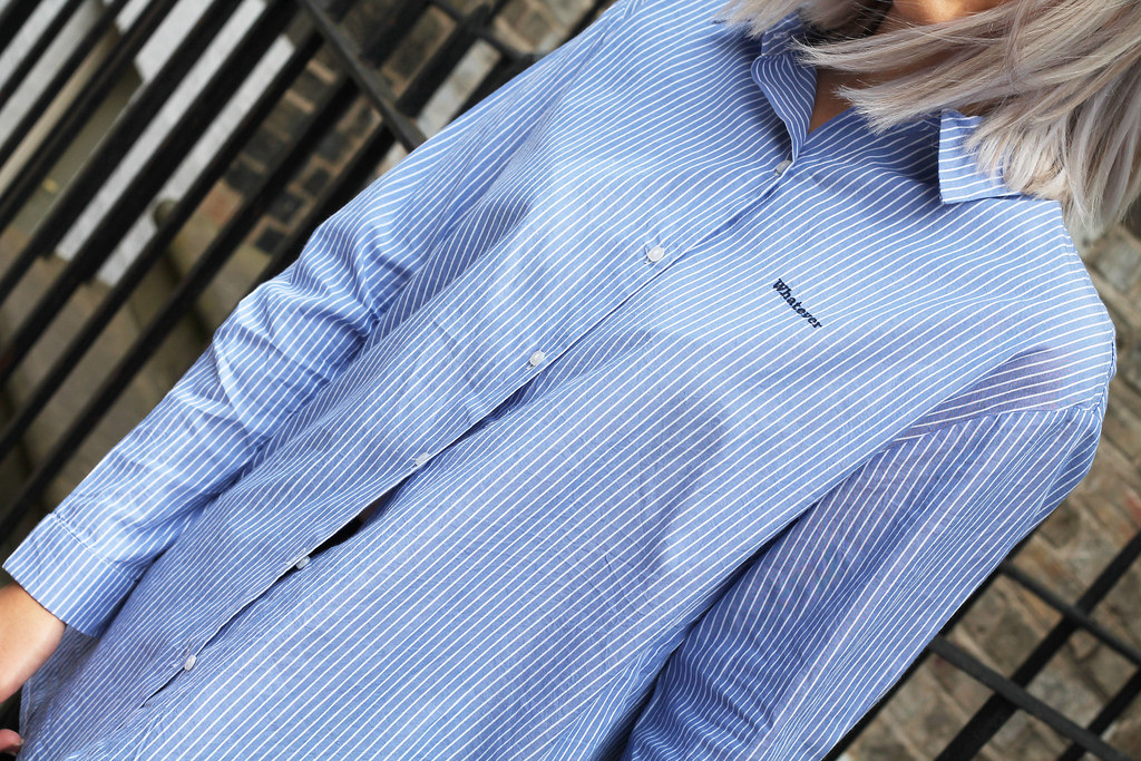 zara whatever shirt 5