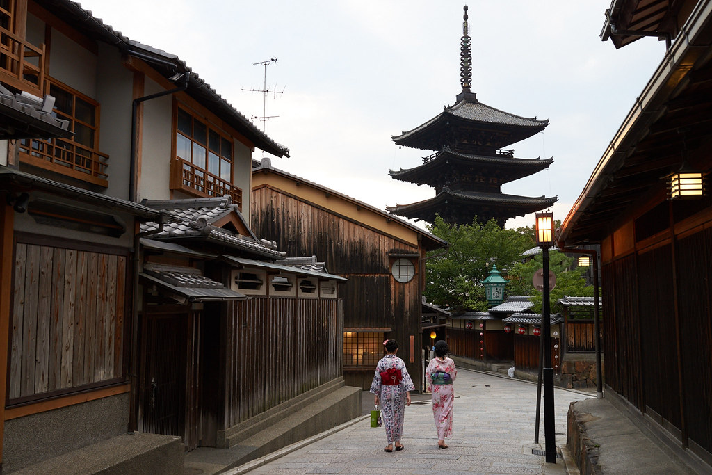 Yasaka Pagoda 八坂の塔