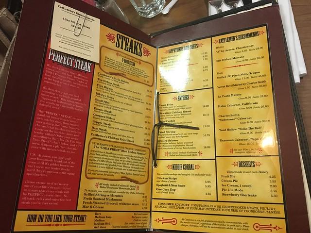 Cattlemans Steakhouse