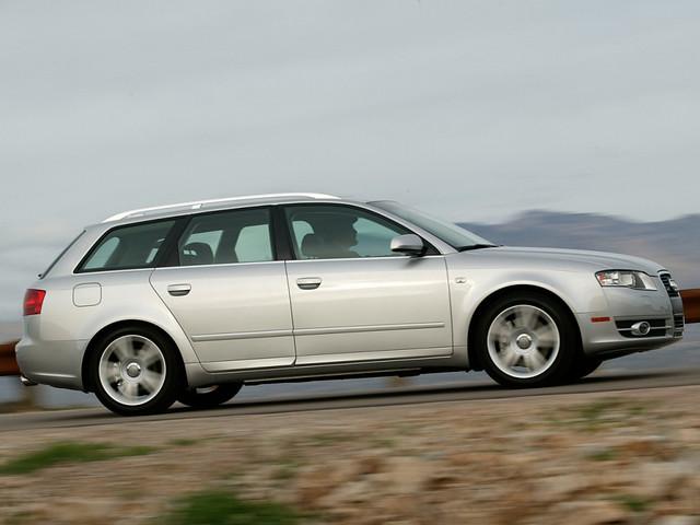 Универсал Audi A4 B7 Avant. 2004 - 2008 годы
