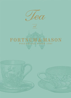 Tea at Fortnum and Mason