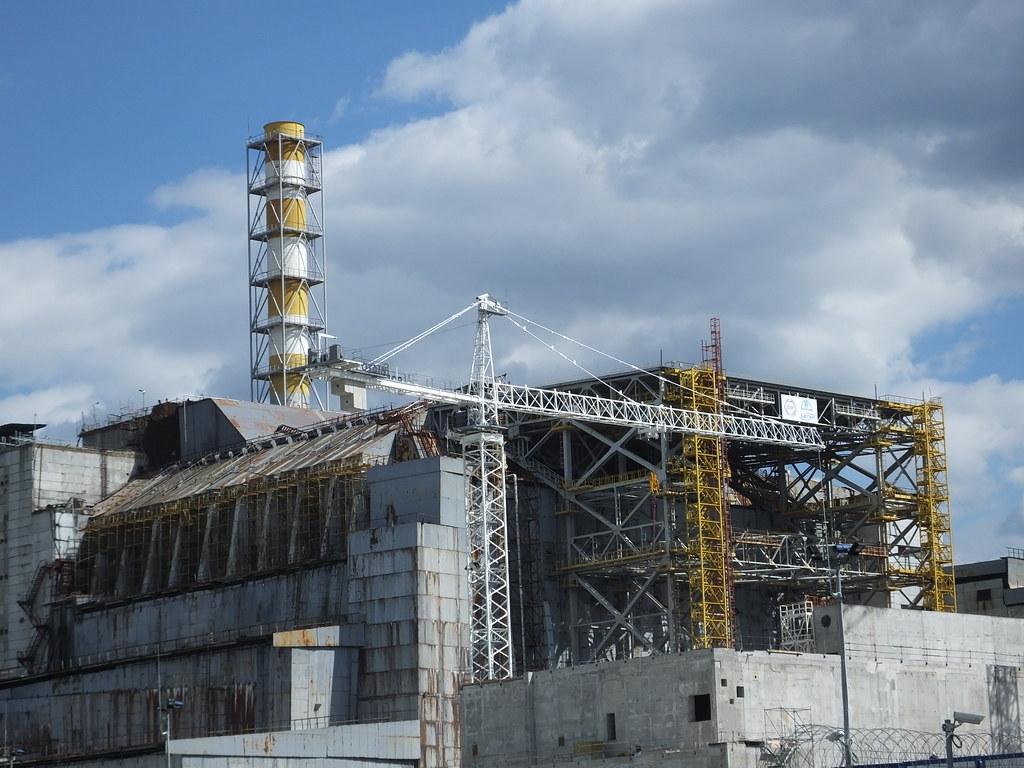 Chernobyl Reactors, Ukraine