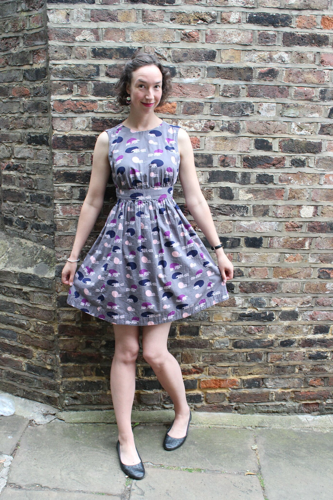 Babydoll dress / etdrysskanel.com