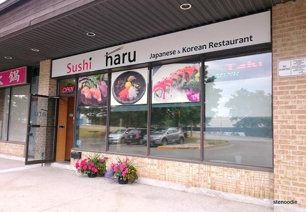 Haru Sushi exterior