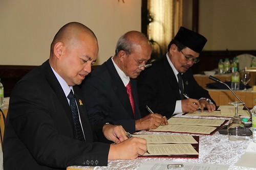 27th negotiations round - MILF GRP, April 2012