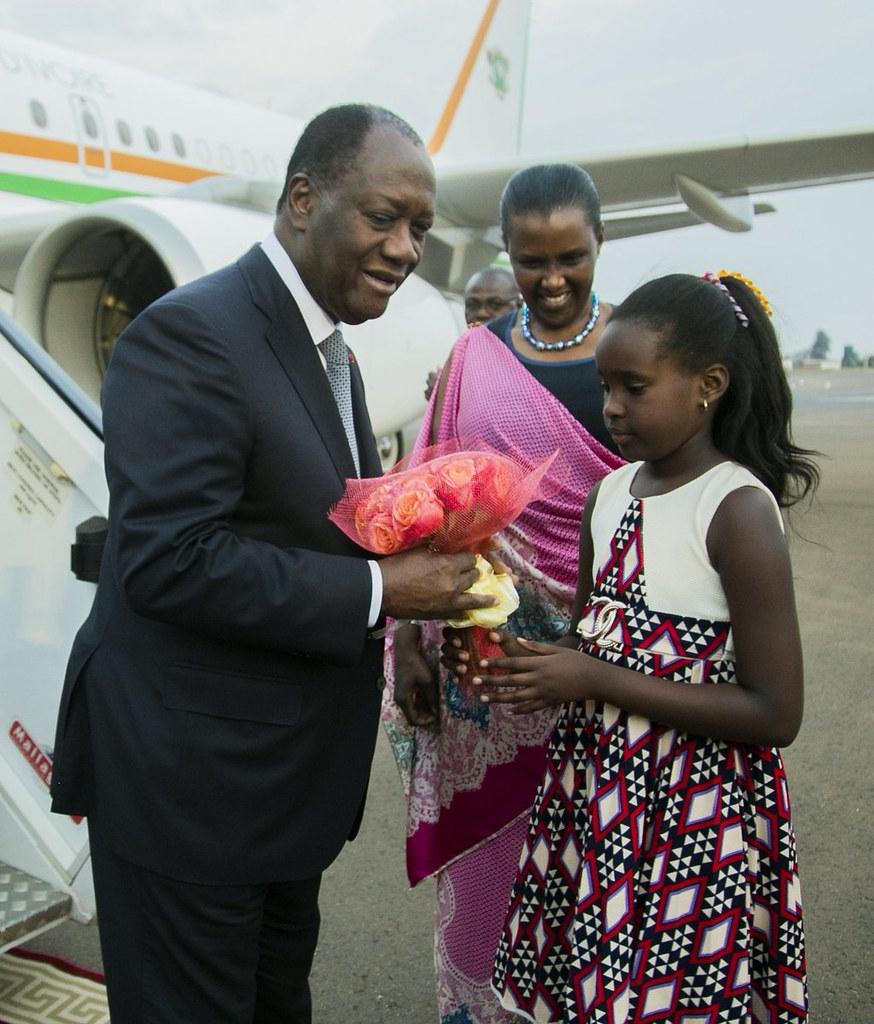 AU Ouattara Ivory Coast