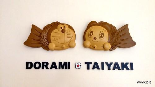 Dorami Taiyaki