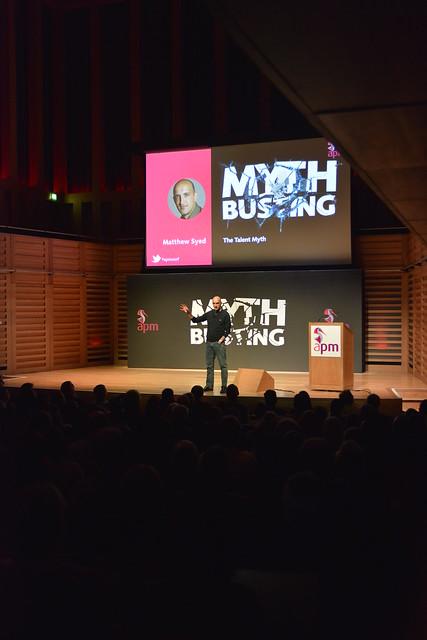 APM Conference 2015 - Myth Busting