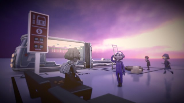 The Tomorrow Children, PS4