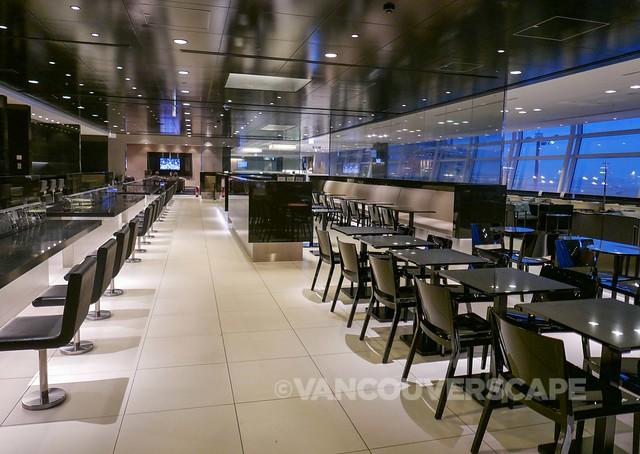 ANA Premium Economy-Haneda Lounge-9