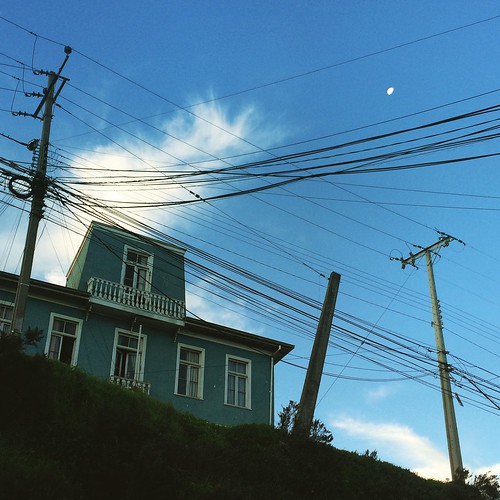 Playa Ancha #Valparaíso #Chile