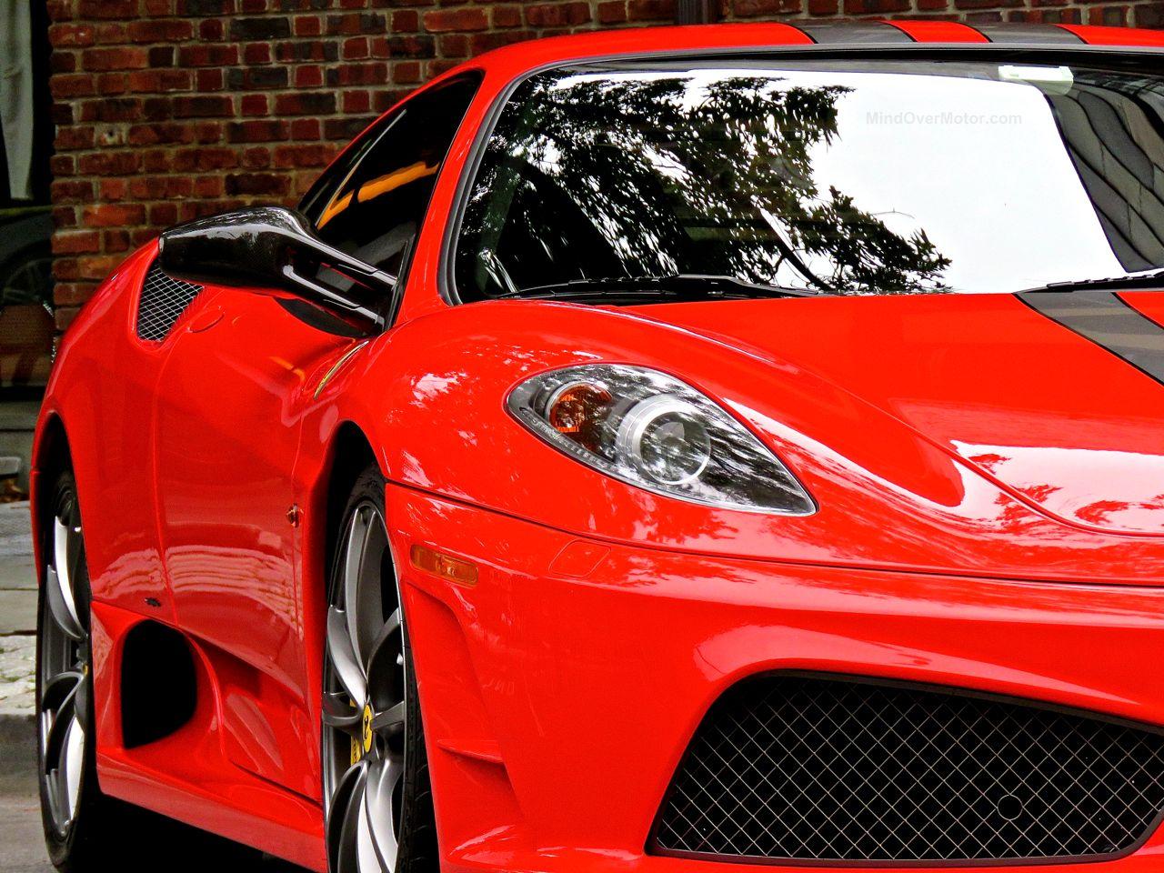 Ferrari 430 Scuderia Scarsdale Concours