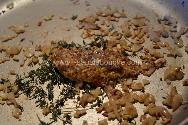 Côtes de Porc à la Moutarde © Ana Luthi Tous droits réservés 008
