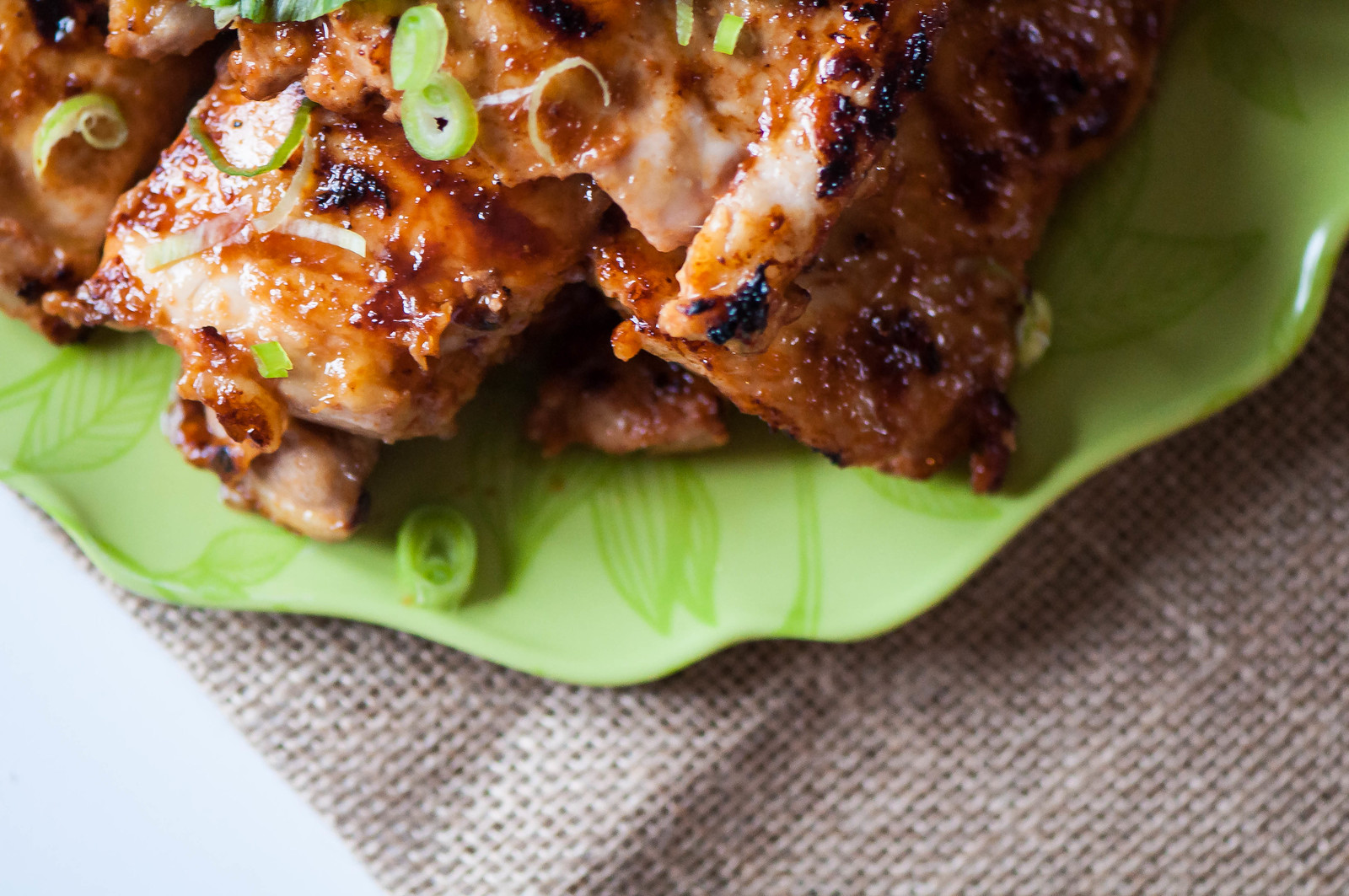 Grilled Hawaiian Chicken 3