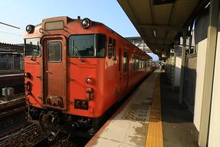 岩徳線 キハ40