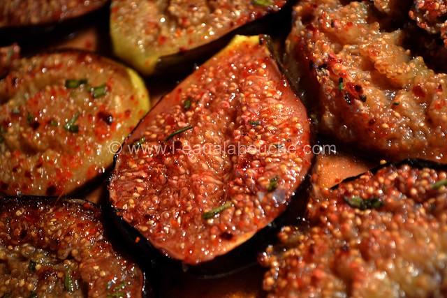 Magret de Canard Sauce au Bordeaux & Figues Rôties © Ana Luthi Tous droits réservés 22